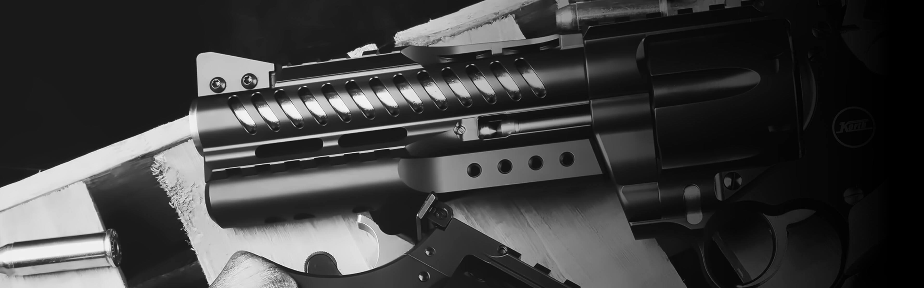 .357 / 9mm Revolvers