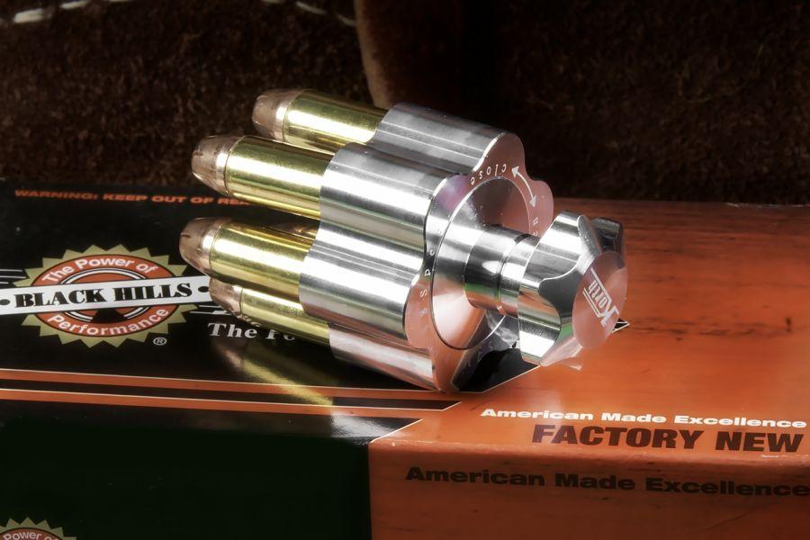 .357 Magnum Speedloader 6-Shot
