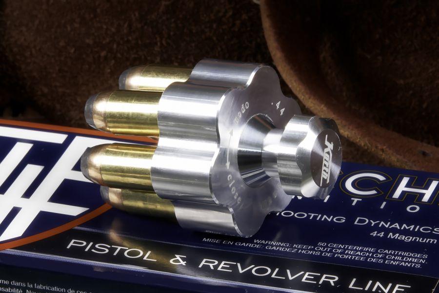 44 Magnum Speedloader 6-shot