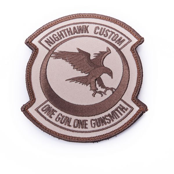 Nighthawk Custom Patch - Tan