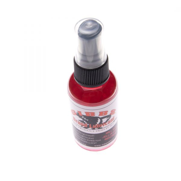 Gibbs Lubricant/Cleaner 2 oz Finger Pump Spray Bottle