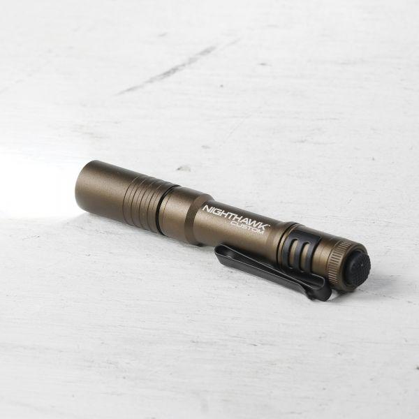 Nighthawk Custom Streamlight Microstream USB Pocket Light