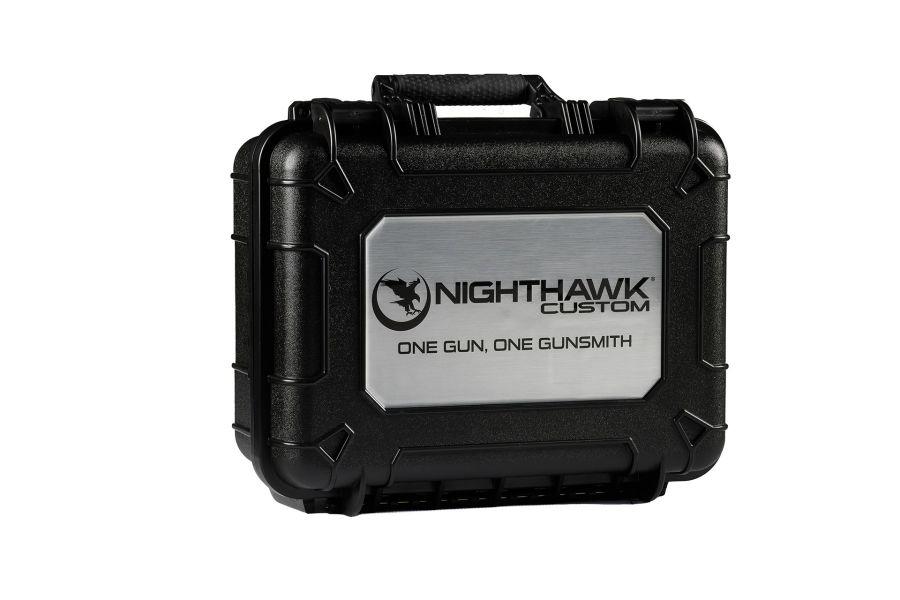 Nighthawk Custom Weather Sealed Case