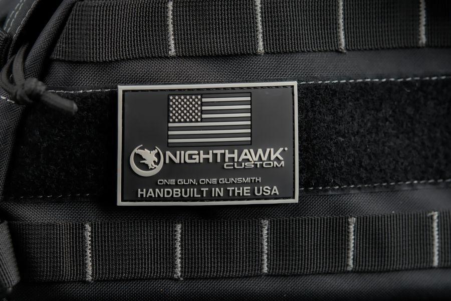 Nighthawk Custom Patch - PVC