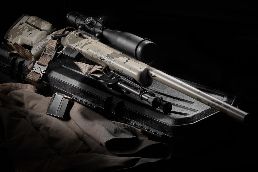 Bolt Action RIFLE - TACTICAL MODEL