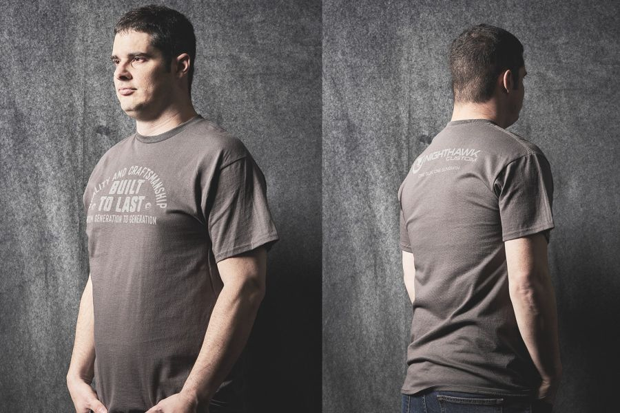 Built To Last Tee Shirt
