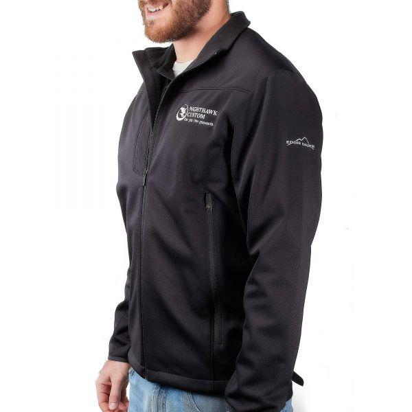 Eddie Bauer Jacket w/ Nighthawk Custom Logo