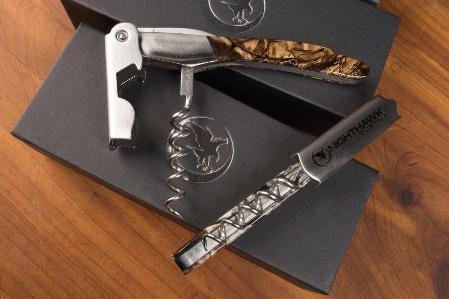 Mammoth Handle Waiter's Knife