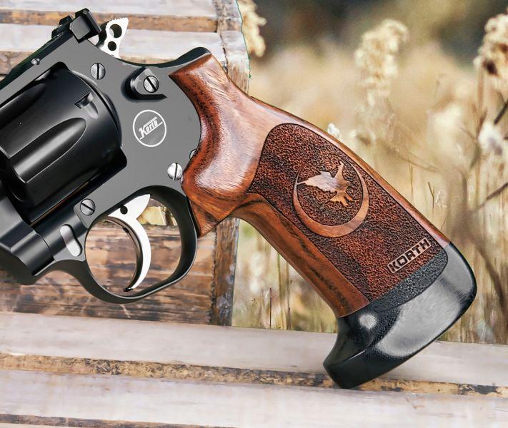 Hogue Chechen Revolver Grip