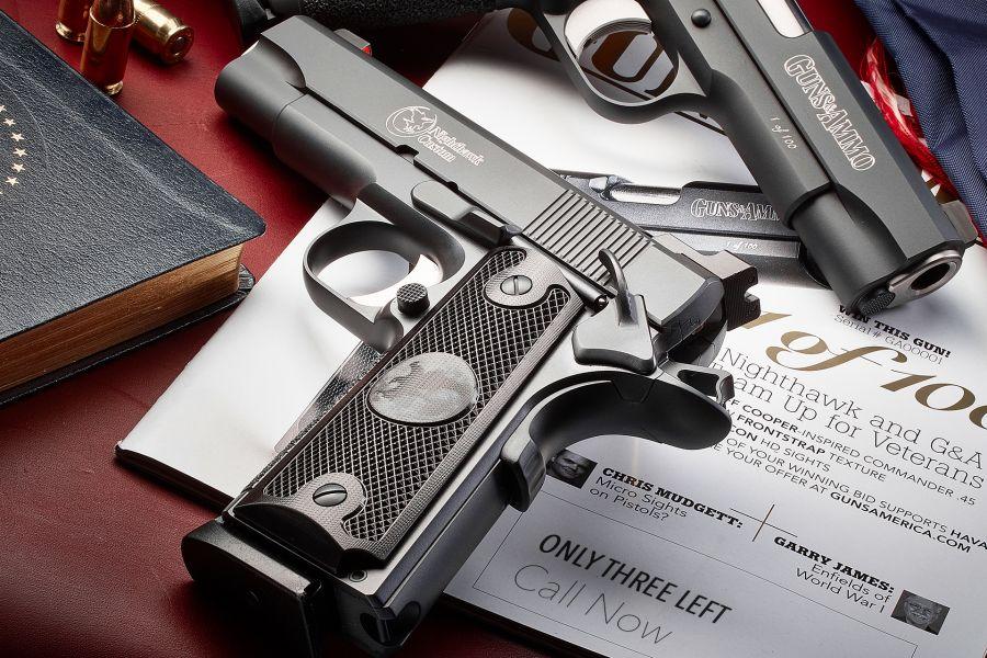 Guns & Ammo Limited Edition