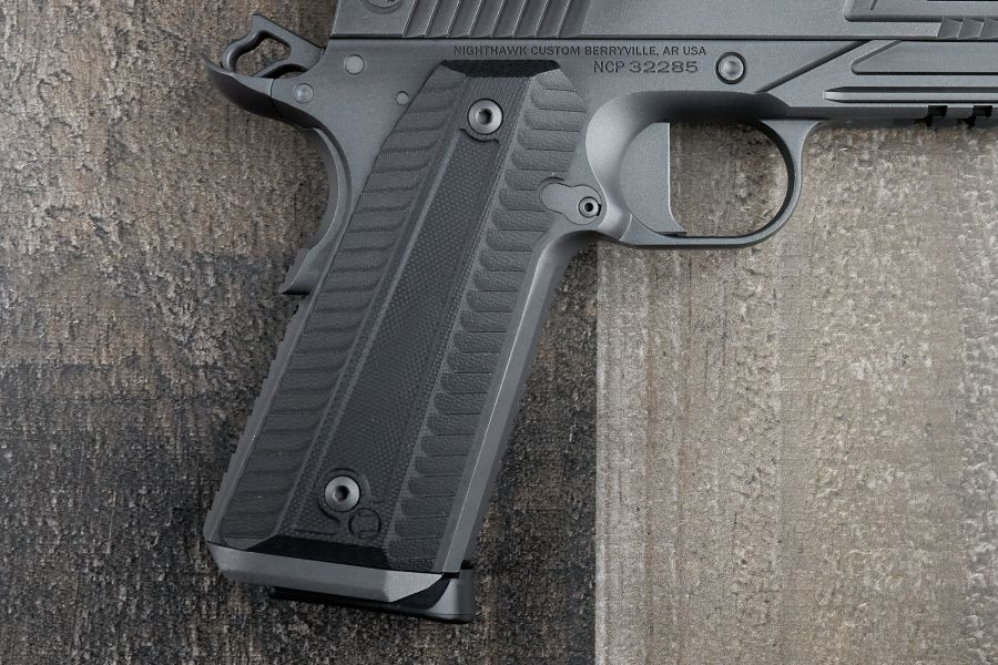 1911 Grips, Railscales Agent 2, G10, Government/Commander