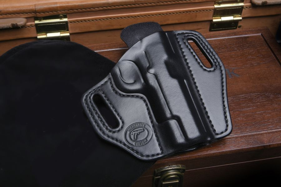 Holster, Classic Cowhide, Commander