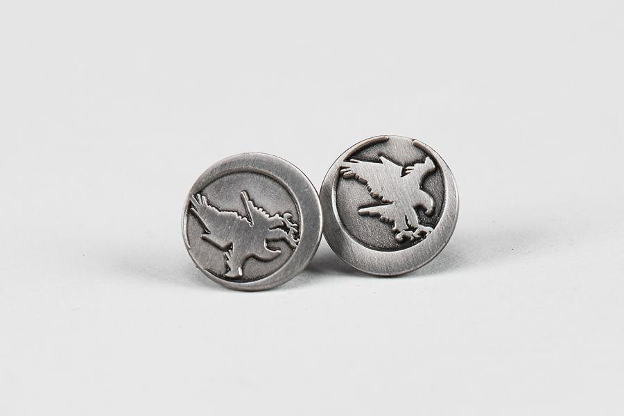 Nighthawk Custom Grip Medallions