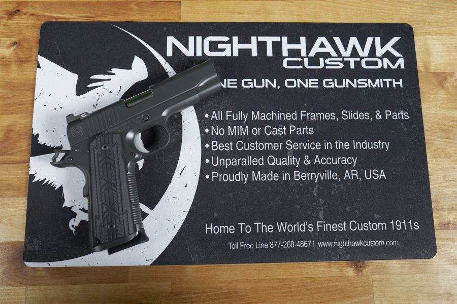 Nighthawk Custom Mat