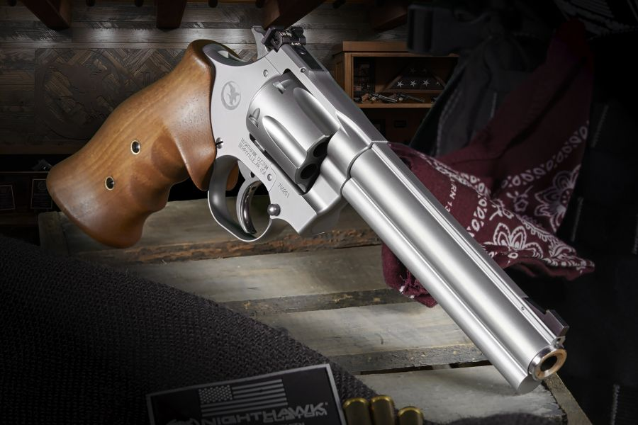Mongoose Silver .357