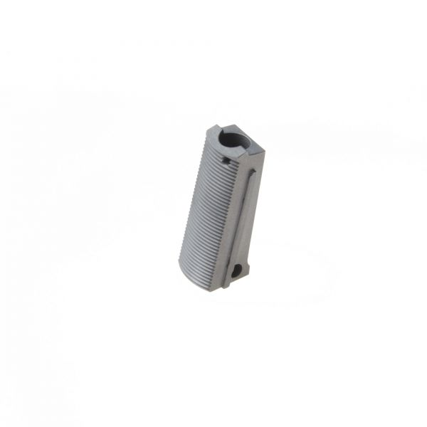 1911 Mainspring Housing, Officer, Flat, Serrated, Stainless