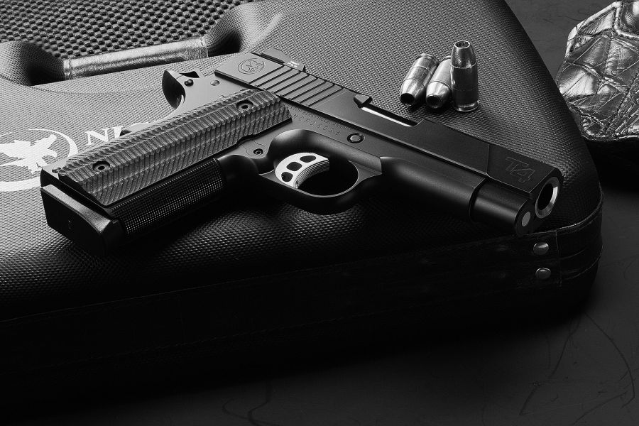 Photo shown in .45ACP also available in 9mm