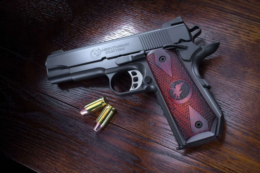 Talon II with Concealed Carry Cut