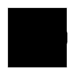 1911 Grips, ETC Frag, Black, G10, Thin, Government/Commander
