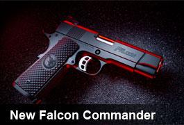 Falcon Commander Model