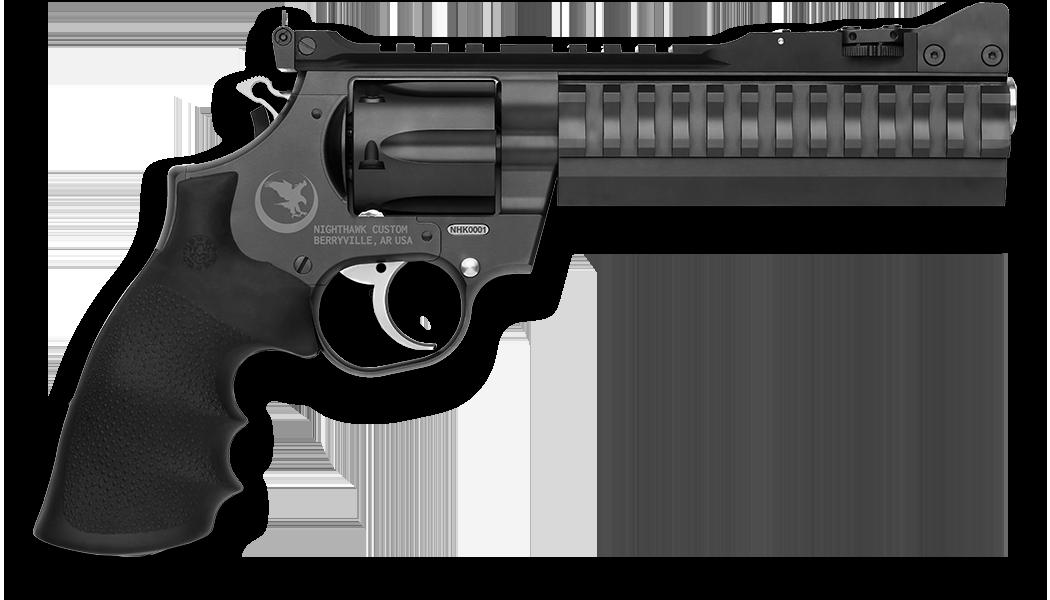 korth nighthawk revolvers