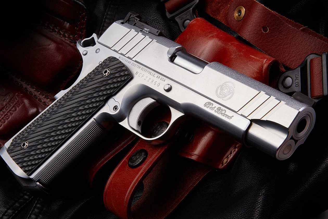 Nighthawk Custom Firearms The World S Finest 1911s