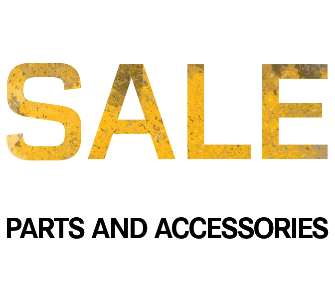 Tax Refund Sale - 20% off all parts and accessories