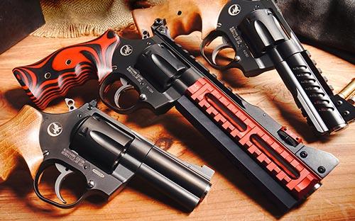 Korth Revolvers