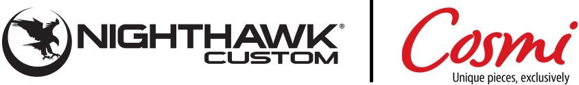 Nighthawk Custom - Cosmi Unique pieces, exclusively