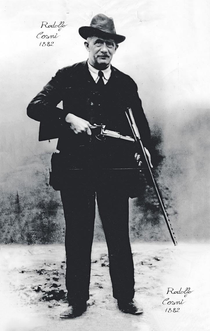 Rodolfo Cosmi circa 1882