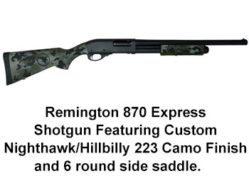 Nighthawk Custom Shotguns
