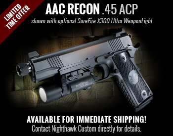 AAC Recon - Available for Immediate Shipping!