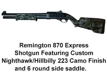 Nighthawk Custom Shotgun