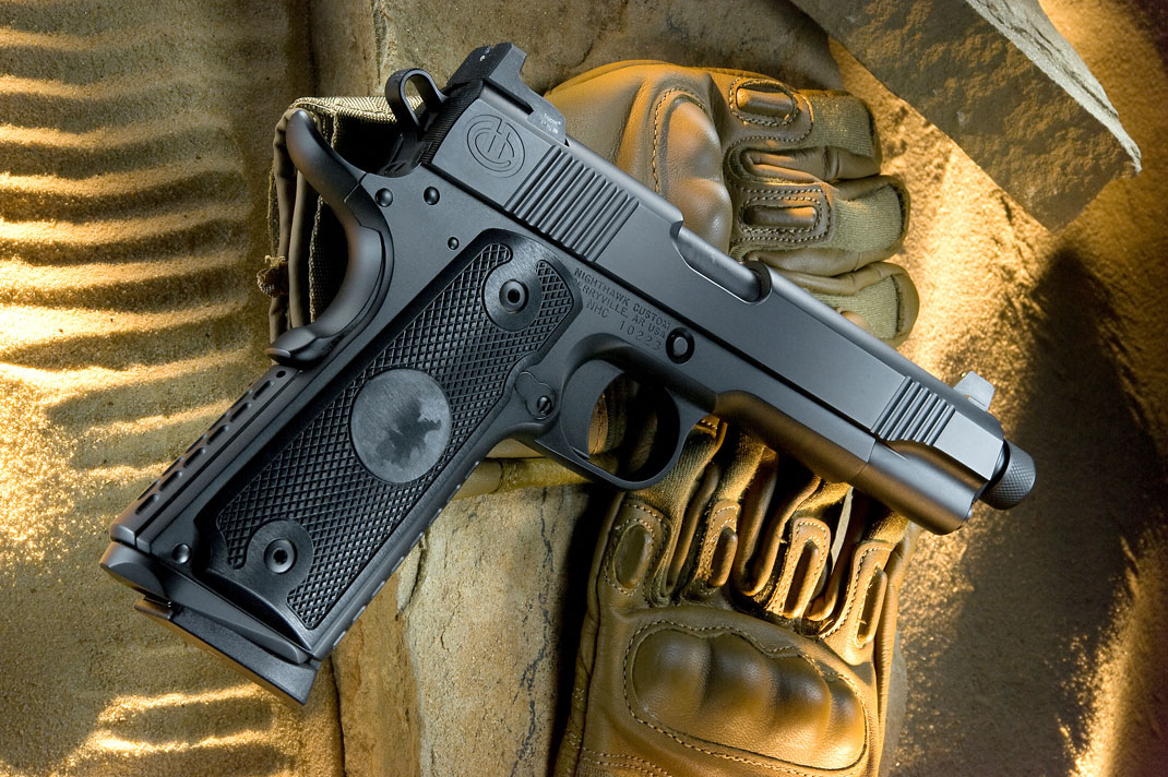 Nighthawk Custom AAC Pistol