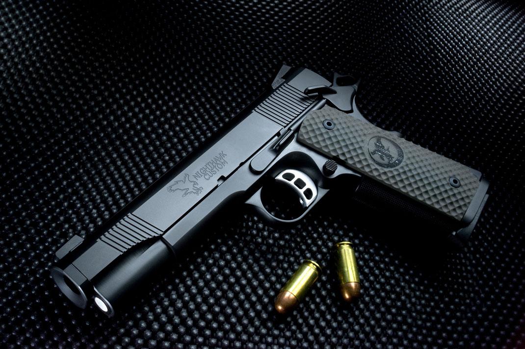 Nighthawk Predator Pistol